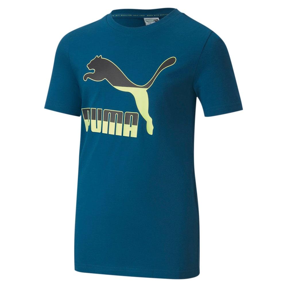 Изображение Puma Детская футболка Classics Tee #1