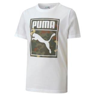 Изображение Puma Детская футболка Classics Graphics Tee