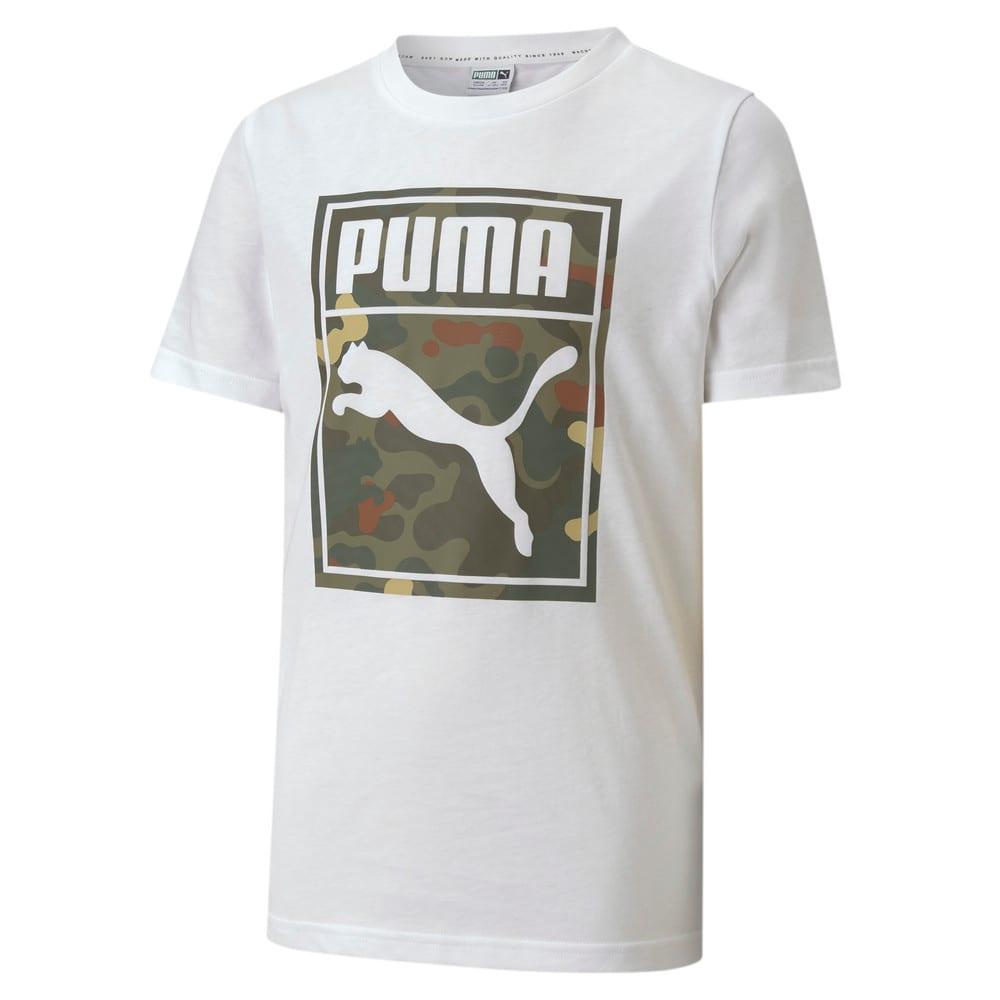 Image Puma Classics Graphic Youth Tee #1