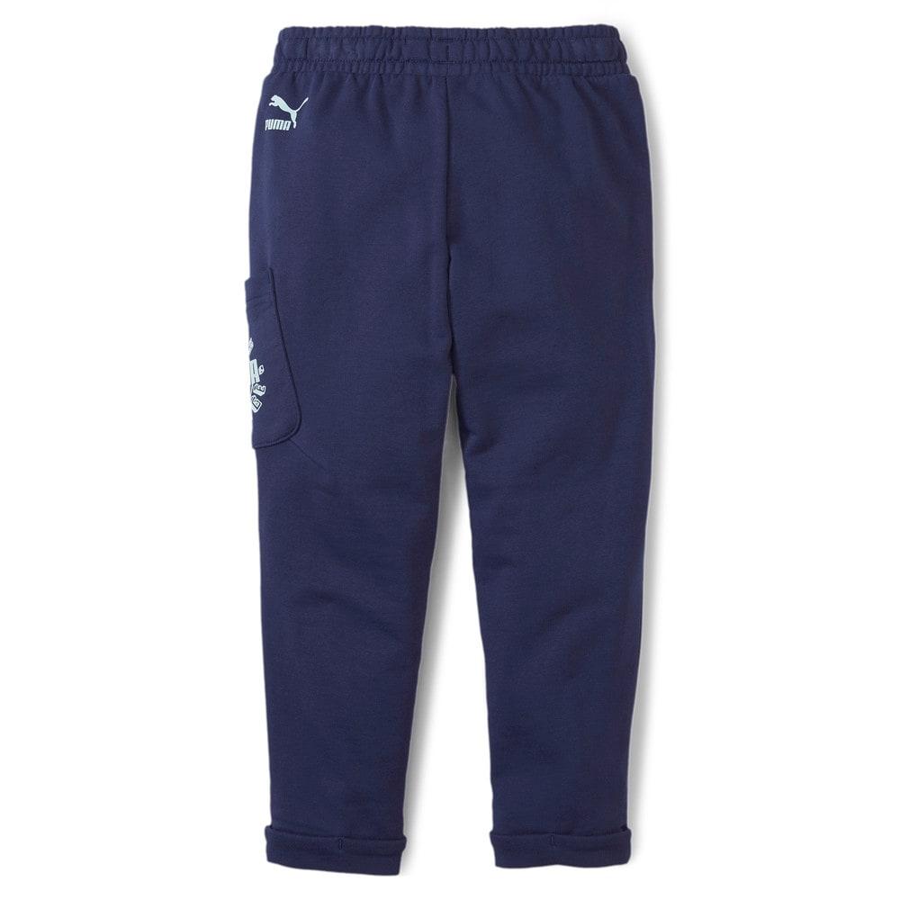 Изображение Puma Детские штаны T4C Sweatpants #2