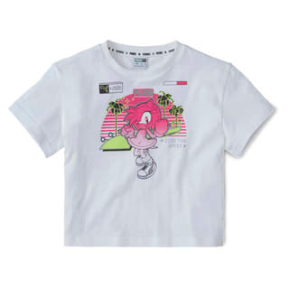 Зображення Puma Дитяча футболка PUMA x SEGA Tee