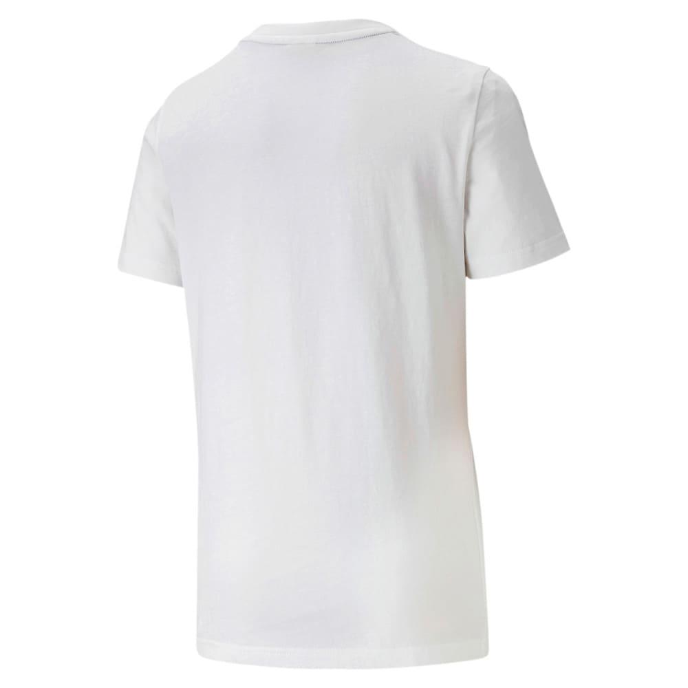 Görüntü Puma TAILORED FOR SPORT GRAPHIC Çocuk T-shirt #2