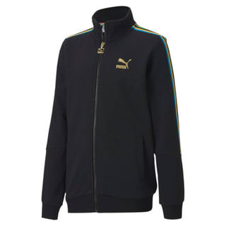 Изображение Puma Детская олимпийка The Unity Collection TFS Track Top