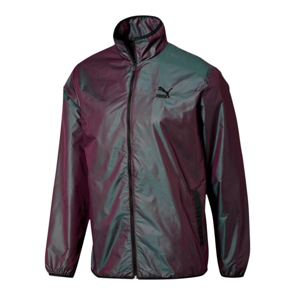Image Puma Iridescent Pack Woven Men's Jacket #1