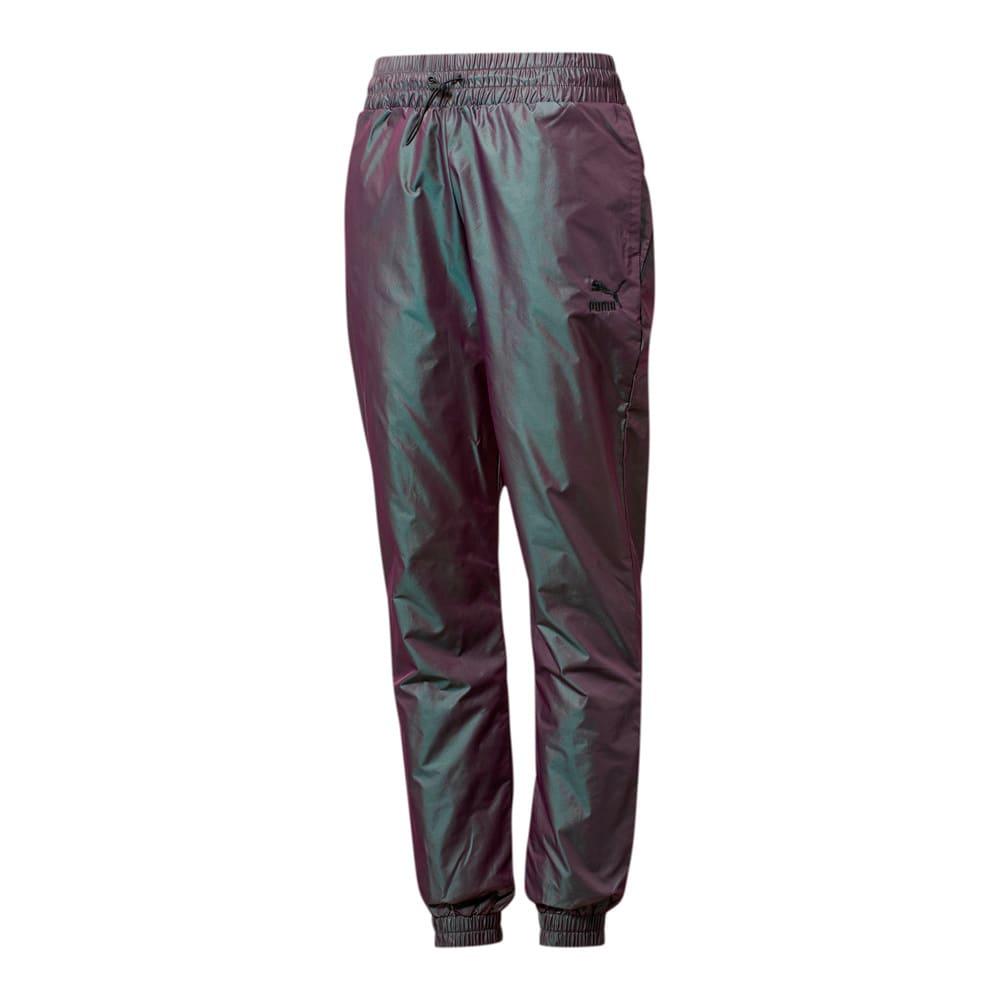 Image Puma Iridescent Pack Woven Women's Pants #1