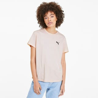 Изображение Puma Футболка PUMA Classics Embroidered Short Sleeve Women's Tee