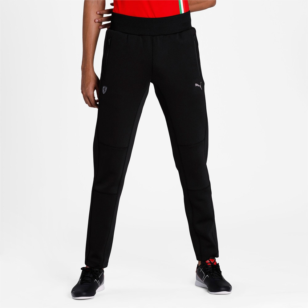Image Puma Scuderia Ferrari Lifestyle Men's Pants #1