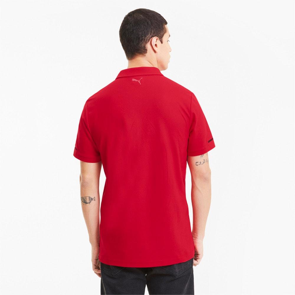 Görüntü Puma SCUDERIA FERRARI Style Erkek Polo T-shirt #2