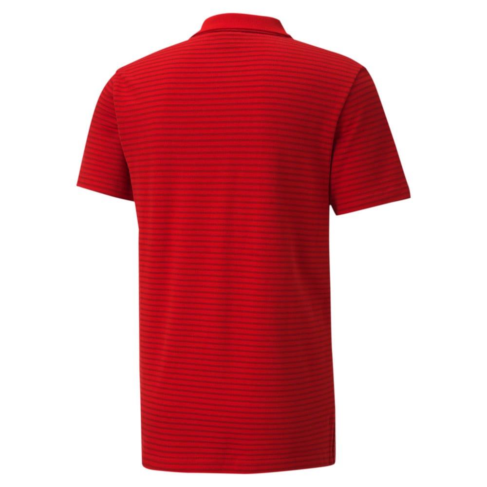 Image Puma Scuderia Ferrari Style Men's Polo Shirt #2
