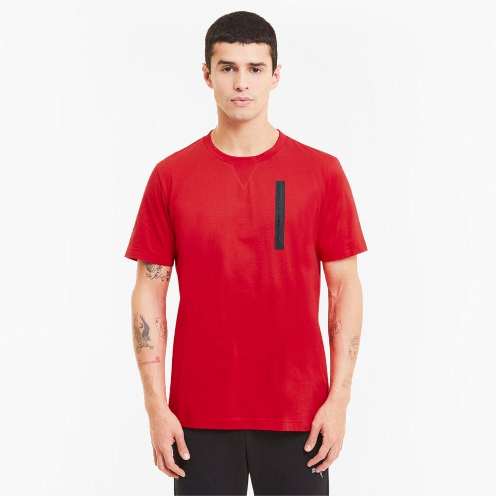 Изображение Puma Футболка Ferrari Style Logo Tee #1