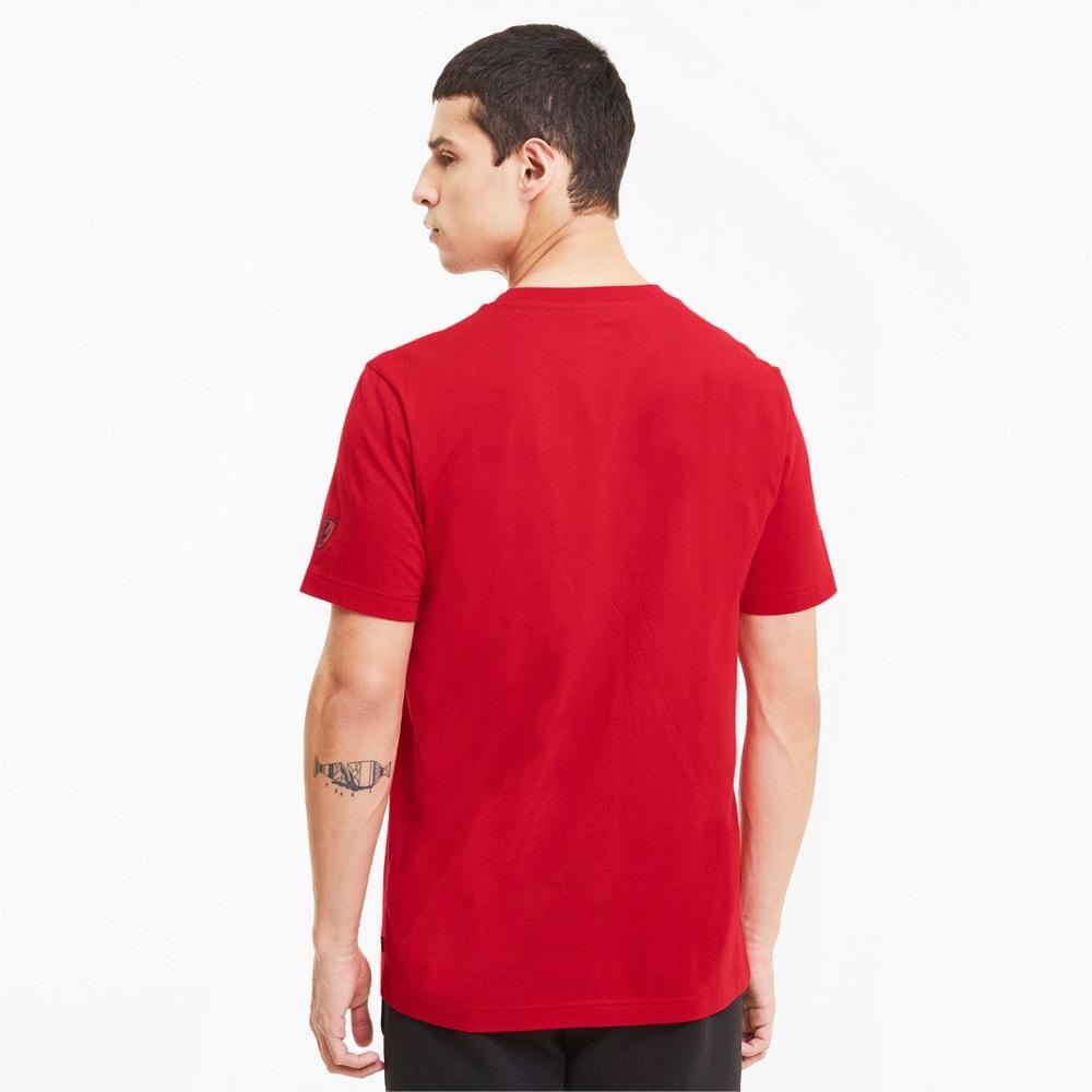 Изображение Puma Футболка Ferrari Style Logo Tee #2