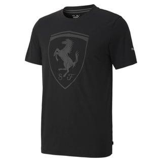 Görüntü Puma SCUDERIA FERRARI Style Big Shield Erkek T-shirt