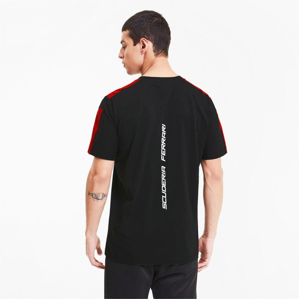 Image PUMA Camiseta Scuderia Ferrari Racing T7 Masculina #2