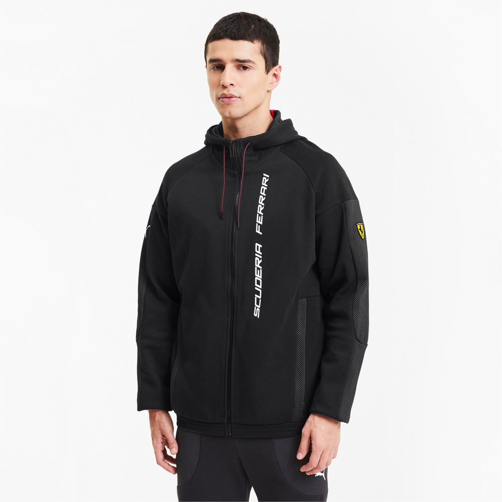 Зображення Puma Толстовка Ferrari Race Hdd Sweat Jkt #1