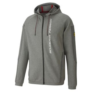 Изображение Puma Толстовка Ferrari Race Hdd Sweat Jkt