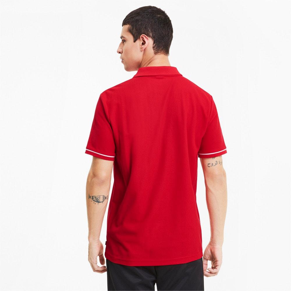 Image PUMA Camisa Polo Scuderia Ferrari Racing Masculina #2