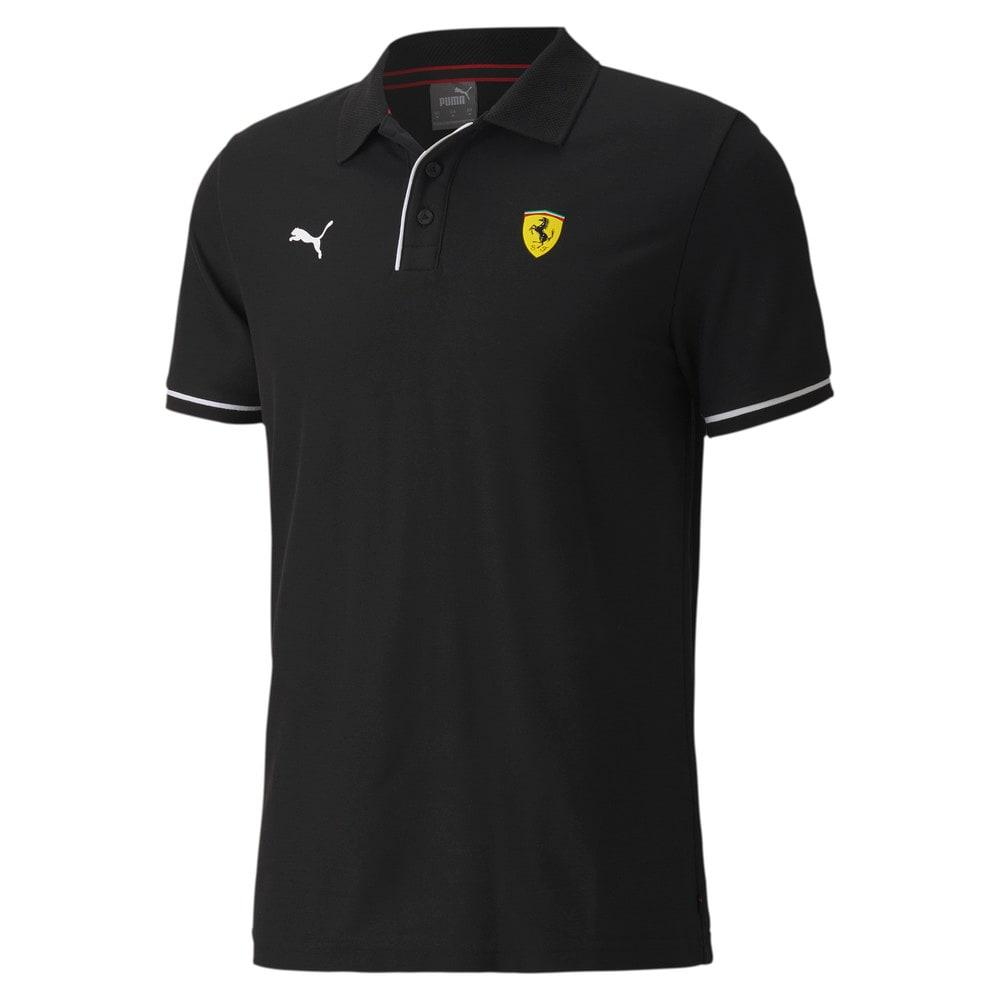 Image PUMA Camisa Polo Scuderia Ferrari Racing Masculina #1