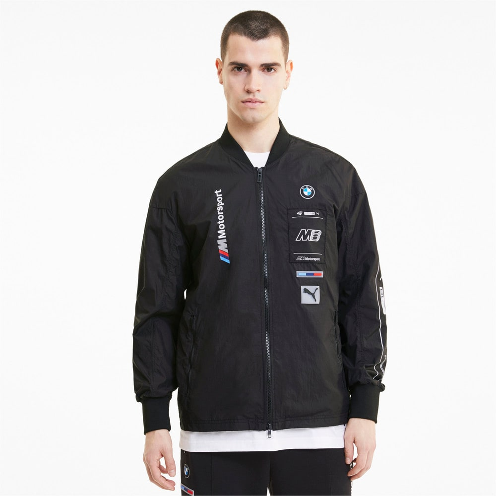 Изображение Puma Куртка BMW MMS Street Jacket #1