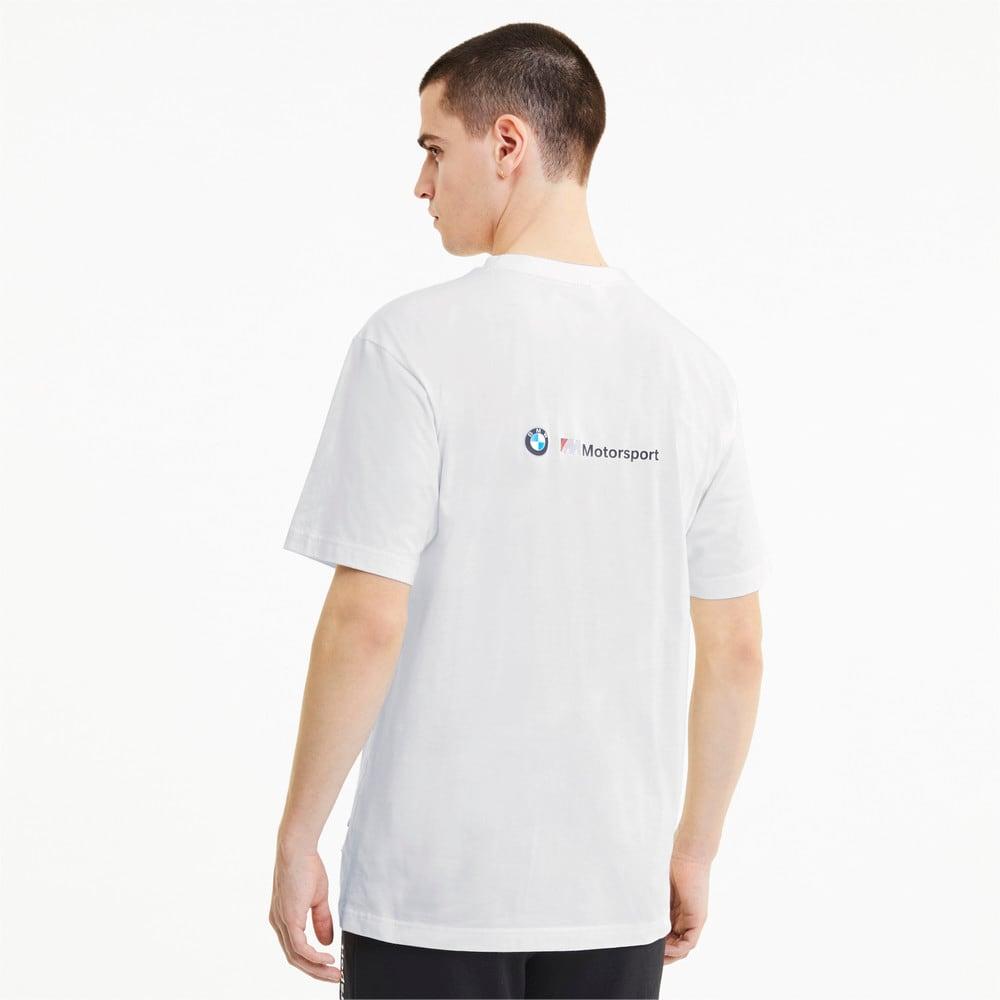 Görüntü Puma BMW M Motorsport Street Erkek T-shirt #2