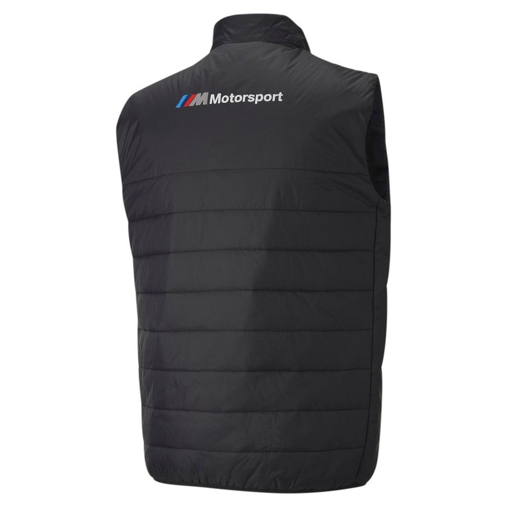 Image Puma BMW M Motorsport MCS Padded Men's Vest #2
