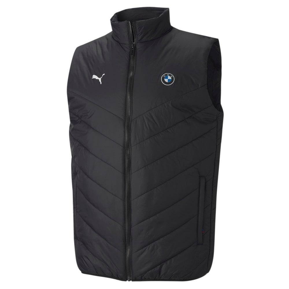 Изображение Puma Жилет BMW MMS MCS Padded Vest #1