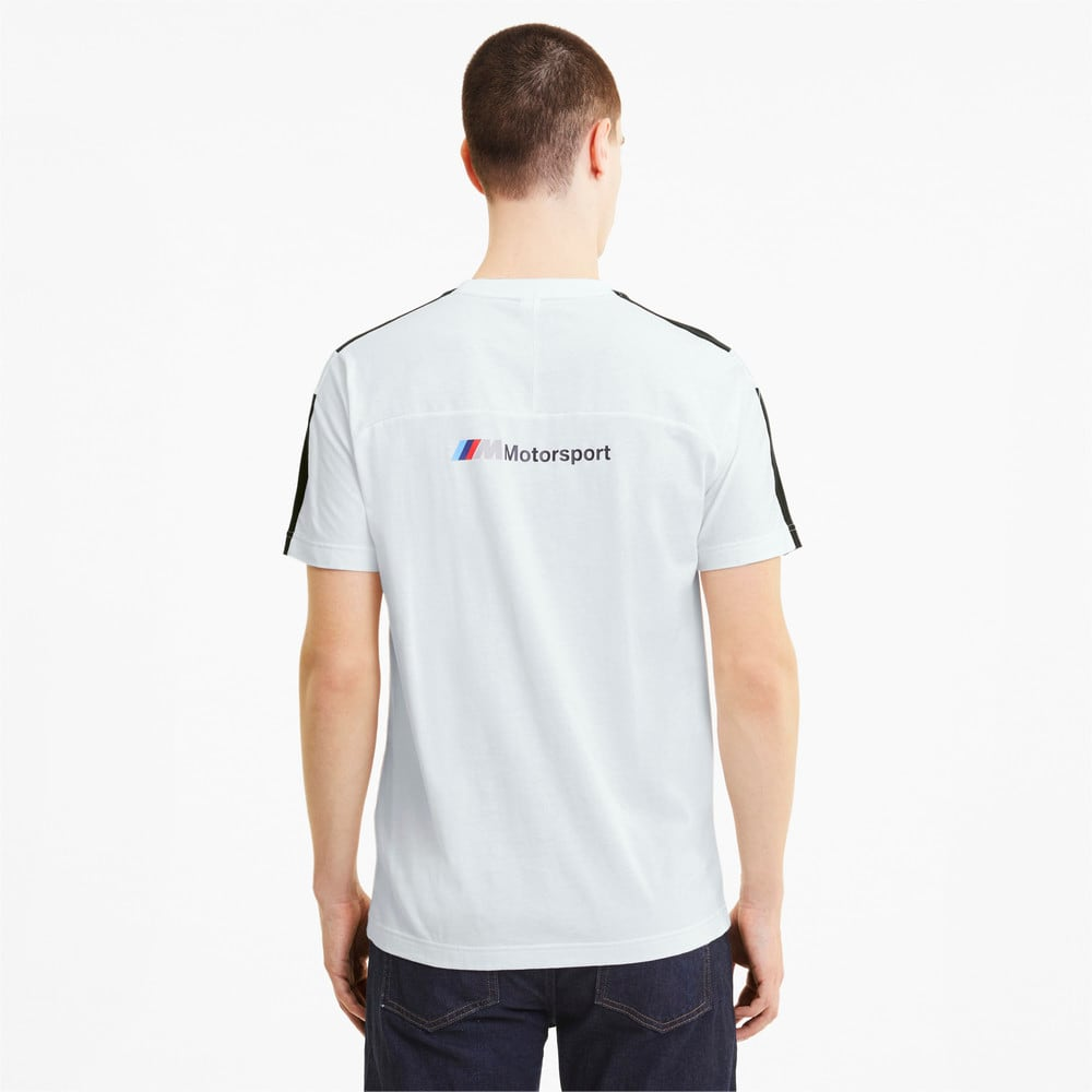 Görüntü Puma BMW M Motorsport T7 Erkek T-shirt #2