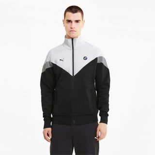 Изображение Puma Толстовка BMW MMS MCS Sweat Jacket