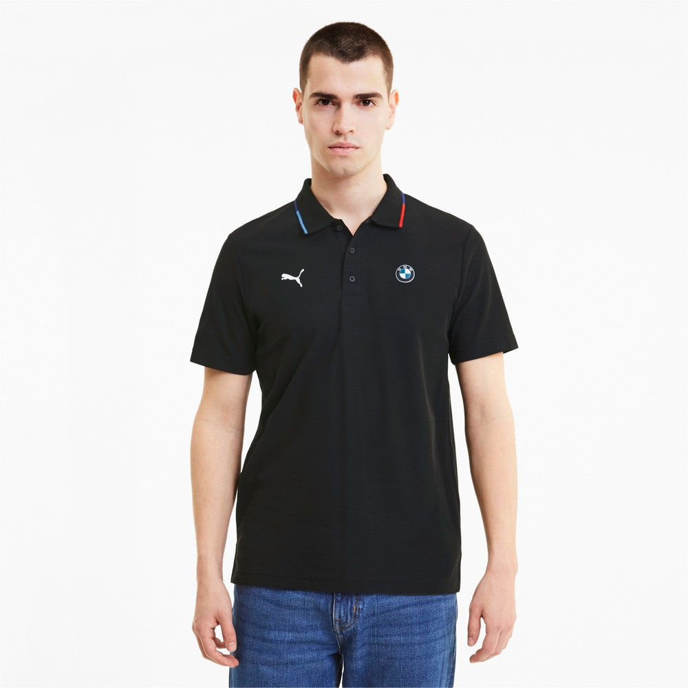 Görüntü Puma BMW M Motorsport Erkek Polo T-shirt #1