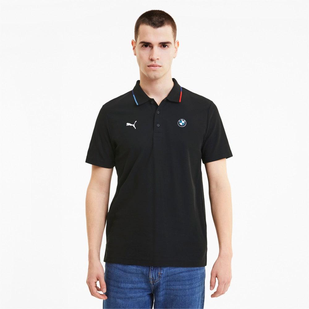 Image Puma BMW M Motorsport Men's Polo Shirt #1