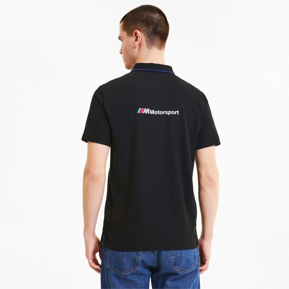 Görüntü Puma BMW M Motorsport Erkek Polo T-shirt #2