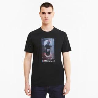 Görüntü Puma BMW M Motorsport GRAPHIC Erkek T-shirt
