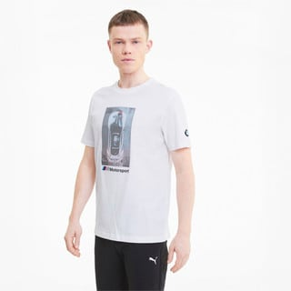 Зображення Puma Футболка BMW MMS Graphic Tee