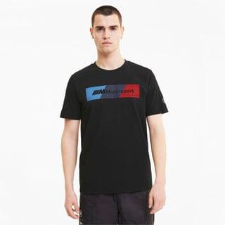 Изображение Puma Футболка BMW MMS Logo Tee+