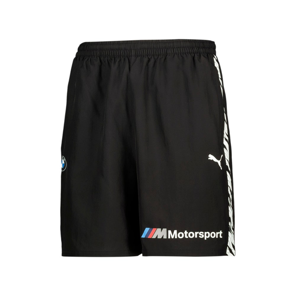Image Puma BMW M Motorsport Woven Men's Shorts #1