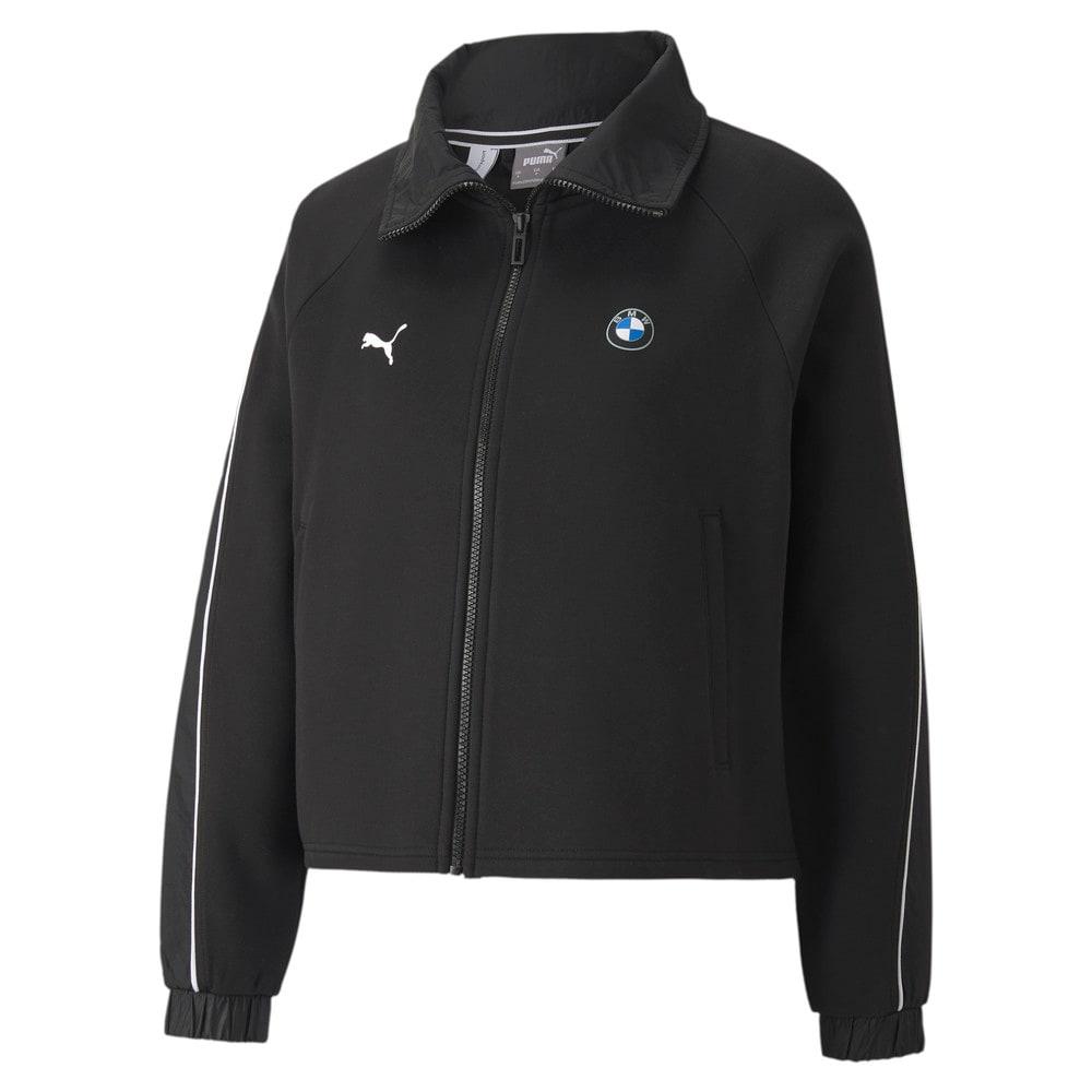 Зображення Puma Толстовка BMW MMS Wmn Sweat Jacket #1