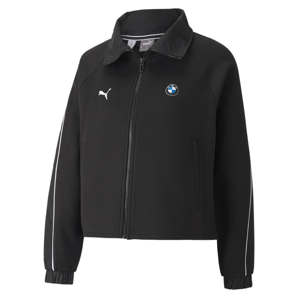 Image Puma BMW M Motorsport Women's Sweat Jacket #1