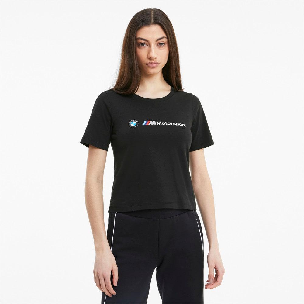Image Puma BMW M Motorsport Logo Women's Tee #1