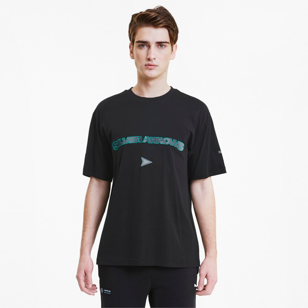 Görüntü Puma Mercedes Street Erkek T-shirt #1