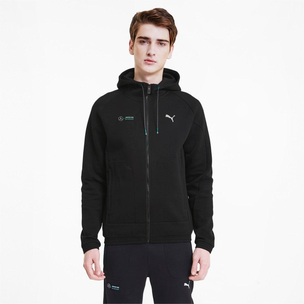 Image Puma Mercedes Men's Sweat Jacket #1