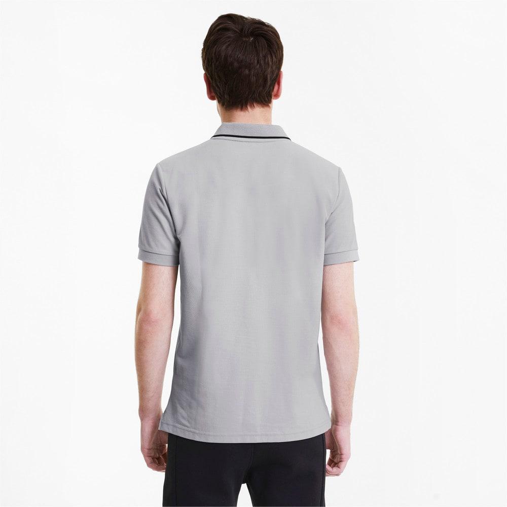 Image Puma Mercedes Men's Polo Shirt #2
