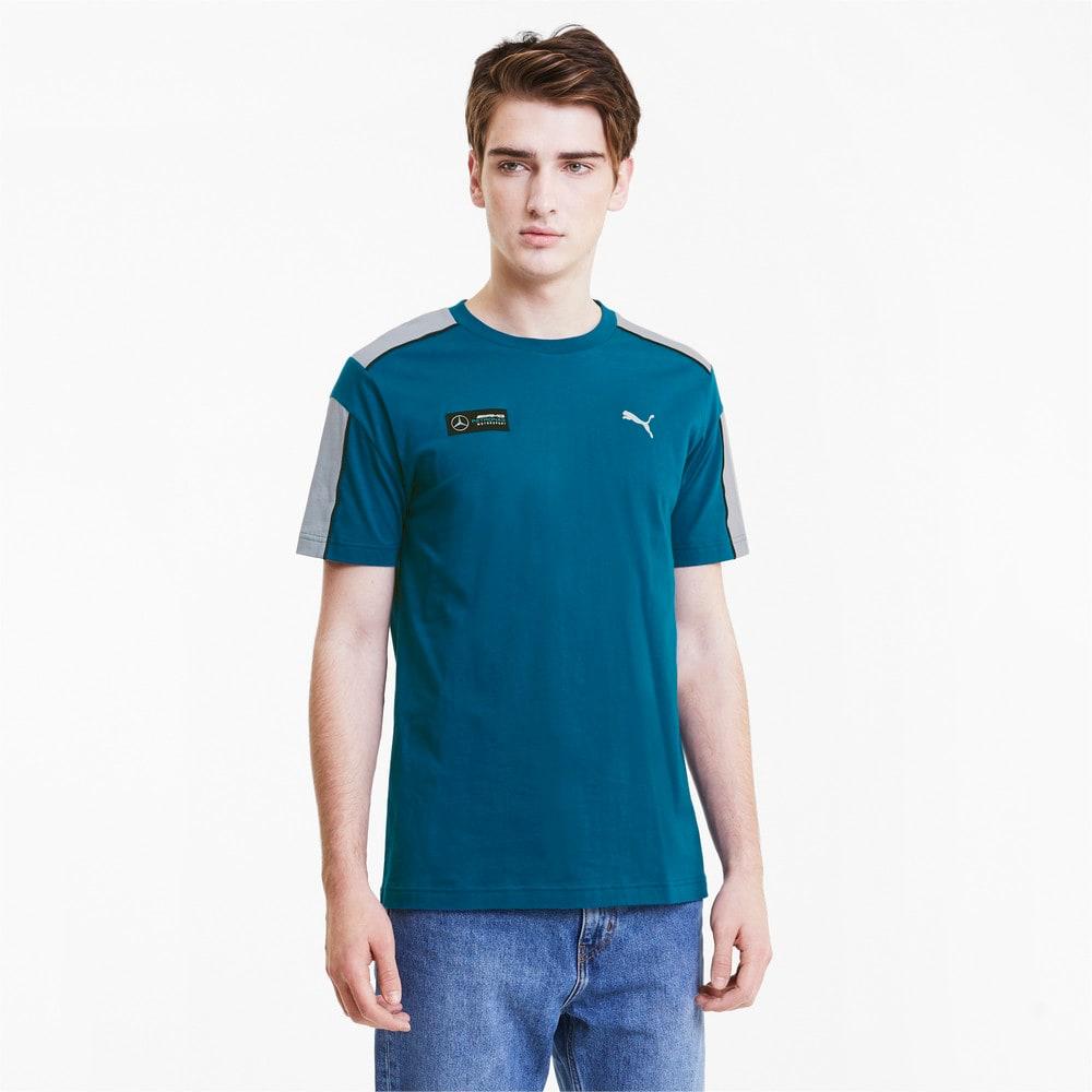 Image PUMA Camiseta Mercedes-AMG Petronas Motorsport T7 Masculina #1