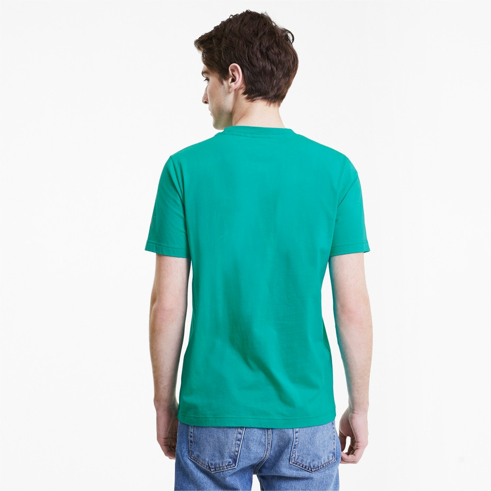 Görüntü Puma Mercedes Logo Erkek T-shirt #2
