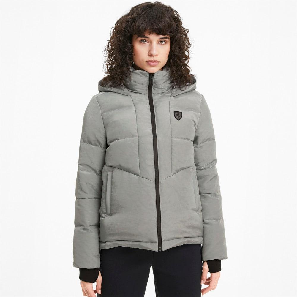 Görüntü Puma SCUDERIA FERRARI Style Kadın Down Ceket #1