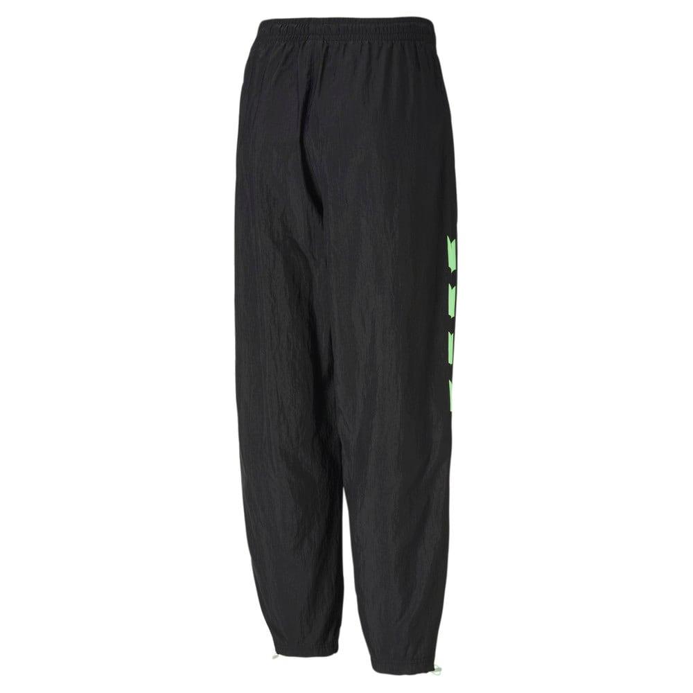 Imagen PUMA Pantalones deportivos Evide Woven para mujer #2