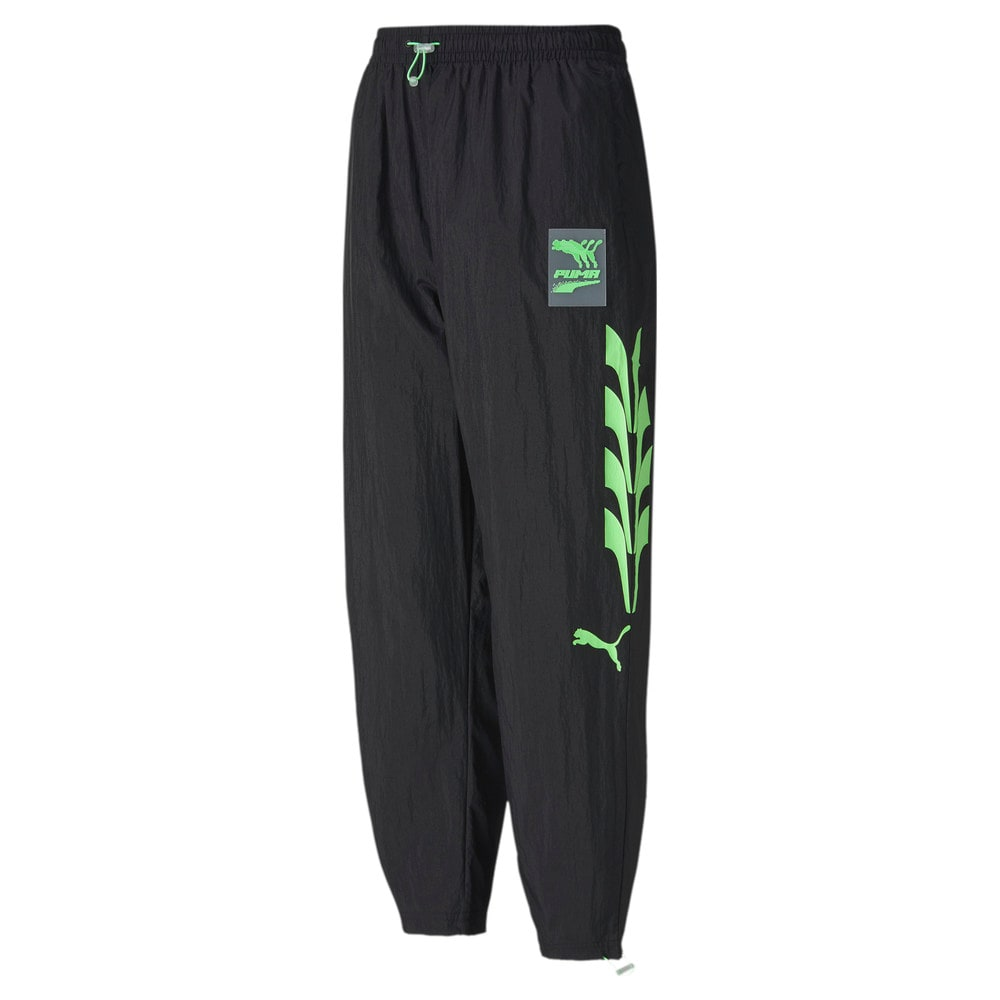 Imagen PUMA Pantalones deportivos Evide Woven para mujer #1