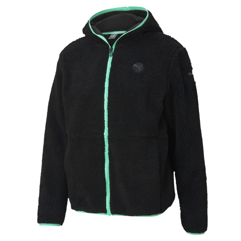 Изображение Puma Толстовка Porsche Legacy Men's Hooded Fleece #1