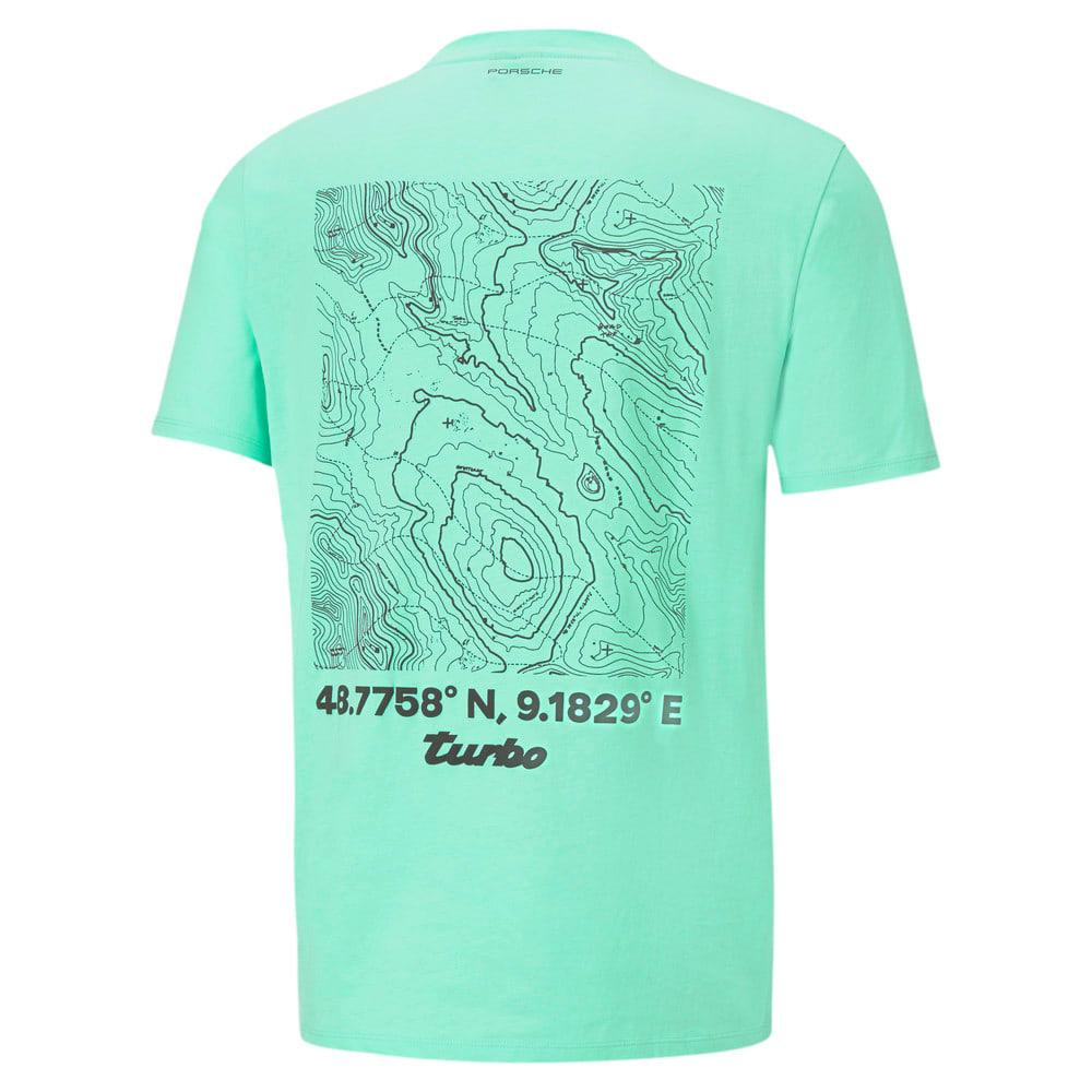Görüntü Puma PORSCHE LEGACY Erkek GRAPHIC T-shirt #2