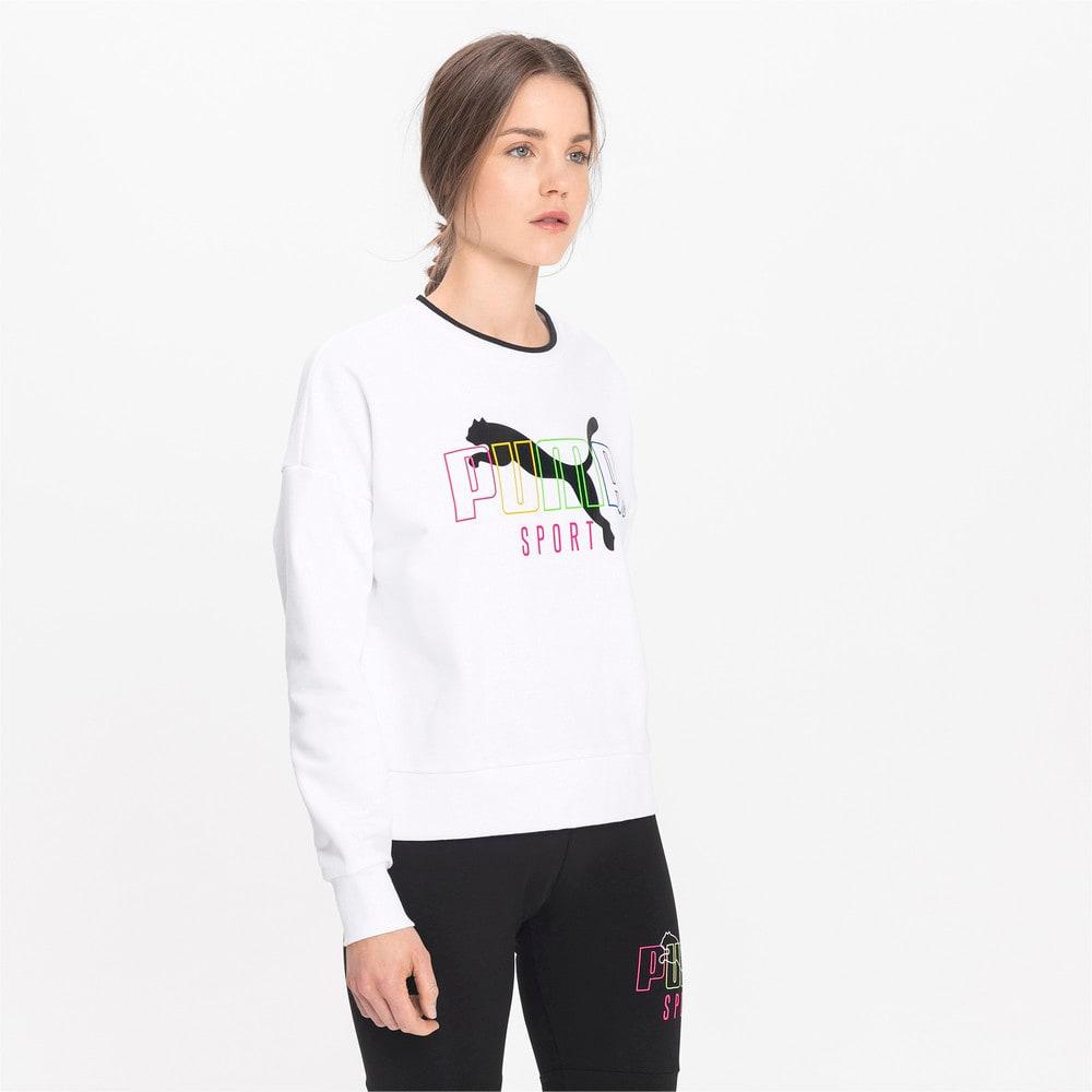 Görüntü Puma PUMA Uzun Kollu Kadın Sweatshirt #1