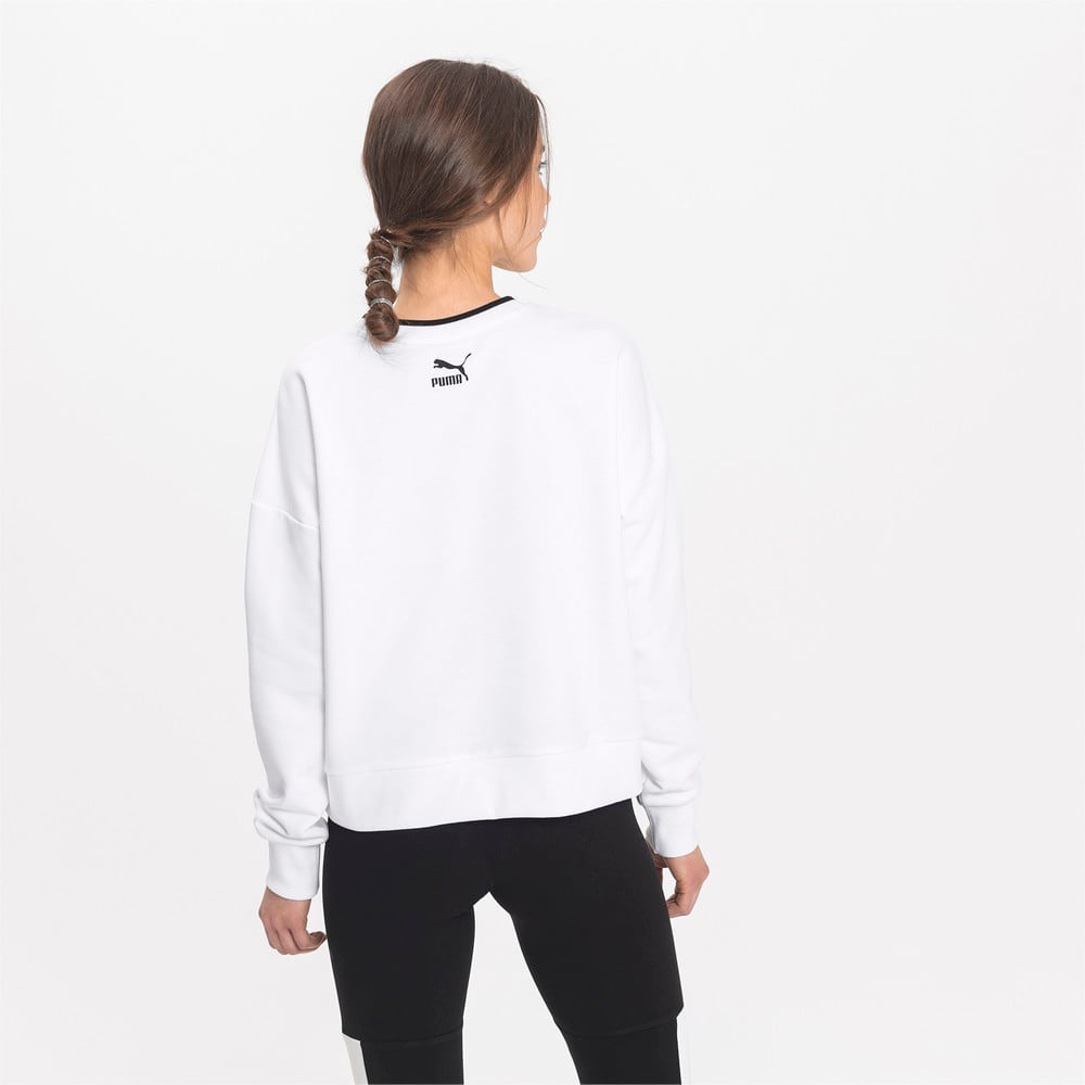 Görüntü Puma PUMA Uzun Kollu Kadın Sweatshirt #2