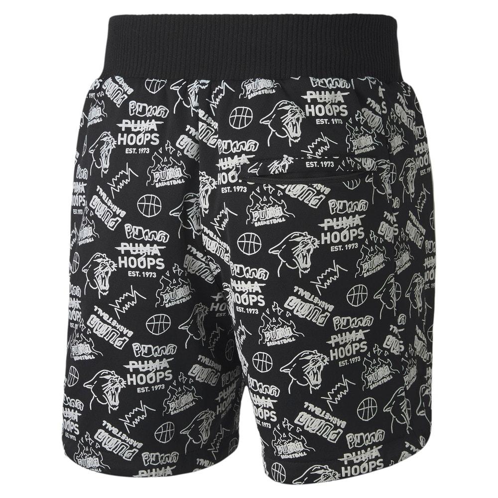 Зображення Puma Шорти Reversible Men's Basketball Shorts #2
